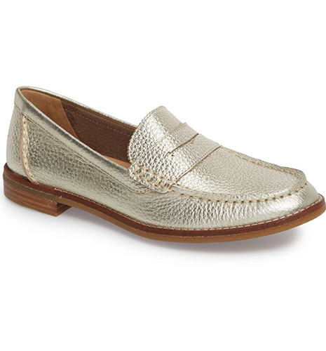 Seaport Penny Loafer
