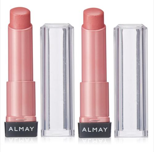 almay pink lipstick
