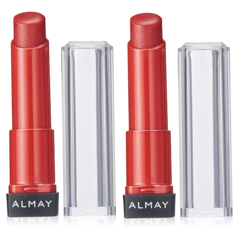 red almay lipstick