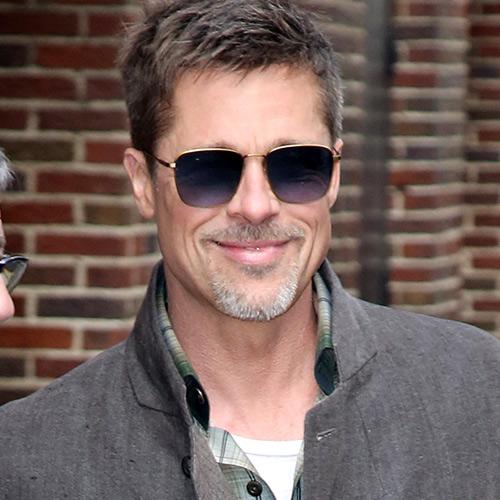 Brad Pitt Might Be Dating An MIT Professor! Brad Pitt Dating