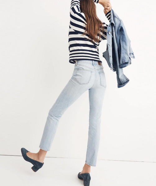 5ce607f066b The Super Affordable Jeans Celebrities Swear By For Longer Looking ...