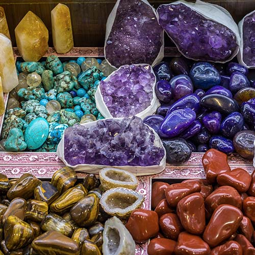 A Beginners Guide To Healing Crystals & Everything You Can