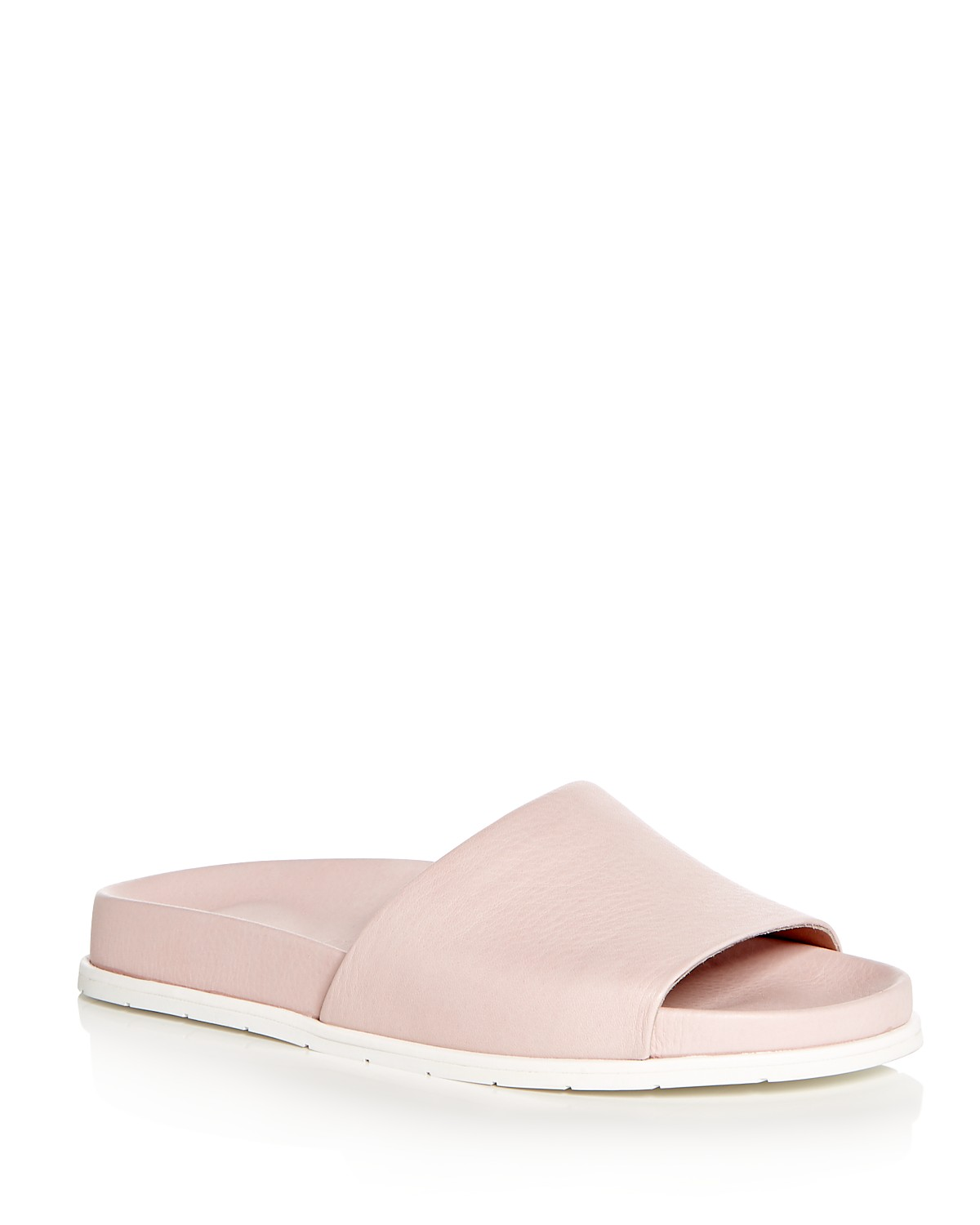 gentle souls iona leather slide sandals