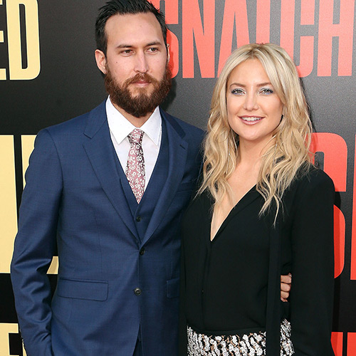 who is kate hudson s new baby daddy here s everything we know about