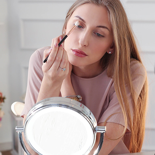 4 Life-Changing Makeup Tricks You Should Try For Younger-Looking Skin