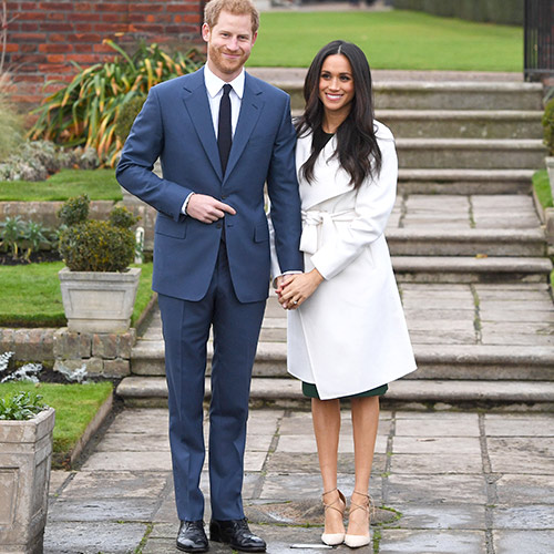 4 Heels That Meghan Markle Could Wear On Her Royal Wedding Day