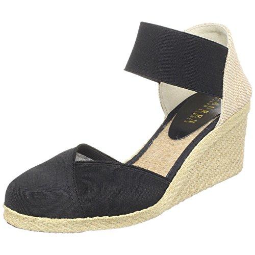 ralph lauren charla wedge sandal