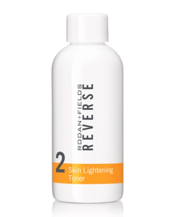rodan and fields skin lightening toner