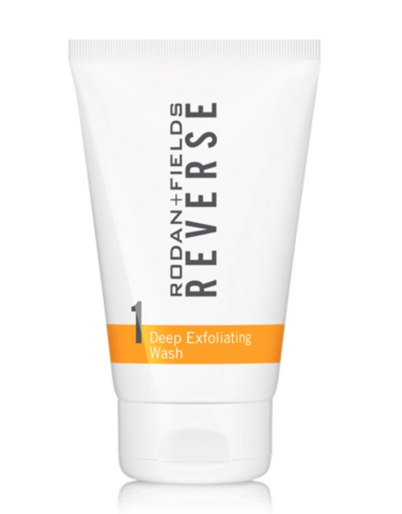 rodan + fields lightening wash
