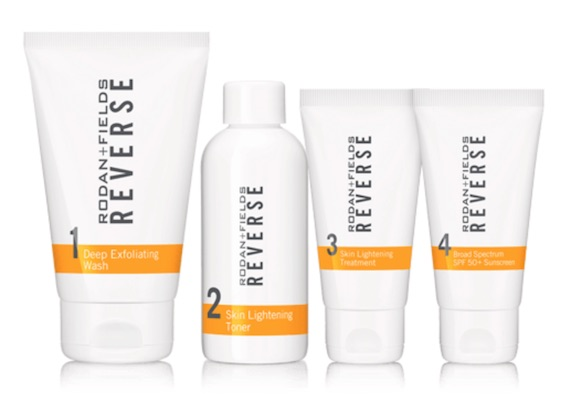 rodan and fields brightening regimen