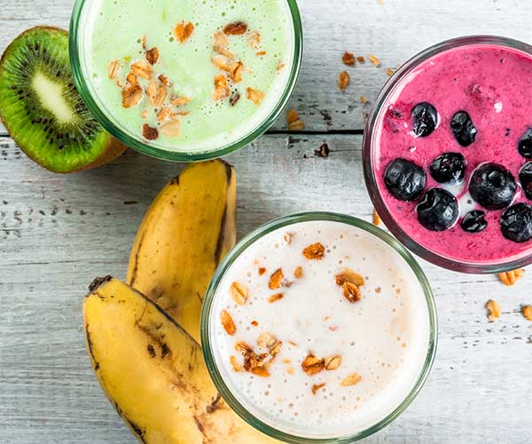 anti-inflammatory breakfast smoothie