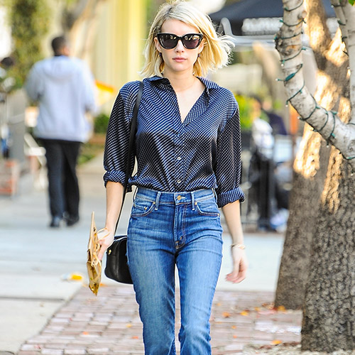 67b96fb27a0d9 The Super Affordable Jeans Celebrities Swear By Because They're SO  Flattering