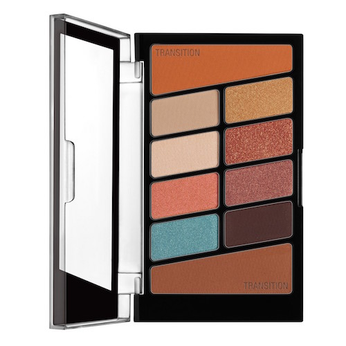 wet n' wild urban decay beached palette dupes