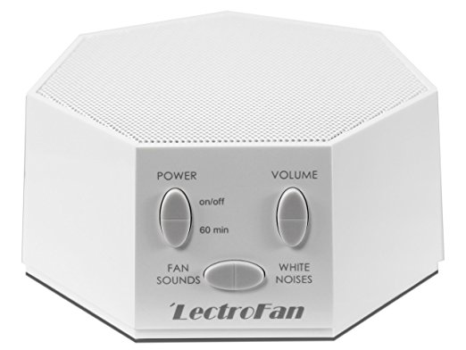 lectrofan high fidelity white noise machine