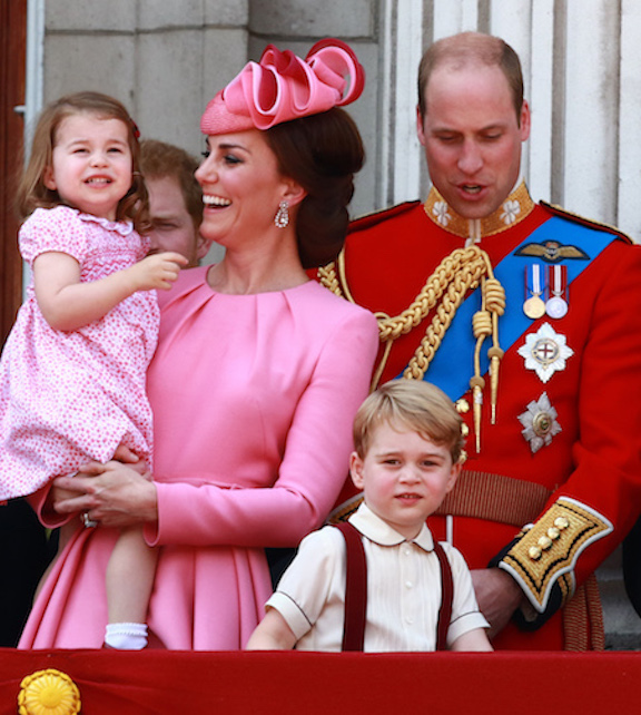 kate middleton prince willliam prince george princess charlotte