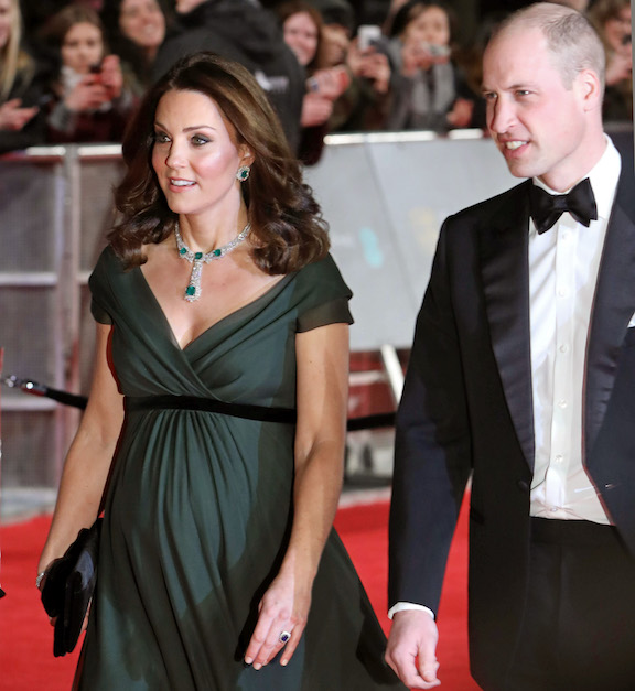 kate middleton pregnant prince william