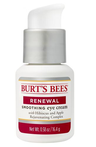 burts bees renewal eye cream