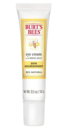 burt's bees nourishing eye cream