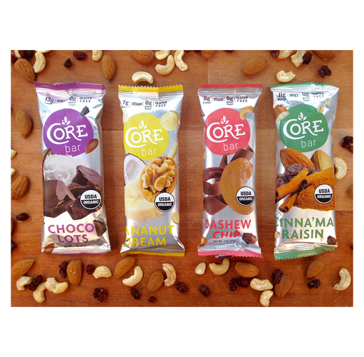 core foods granola bar