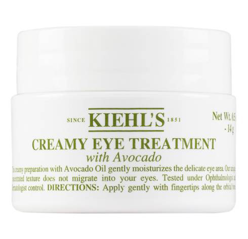 kiehl's creamy avocado eye cream