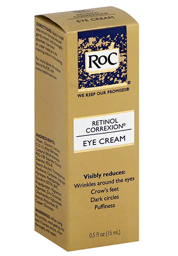 roc eye cream