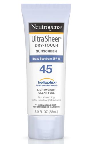 anti-aging sunscreen