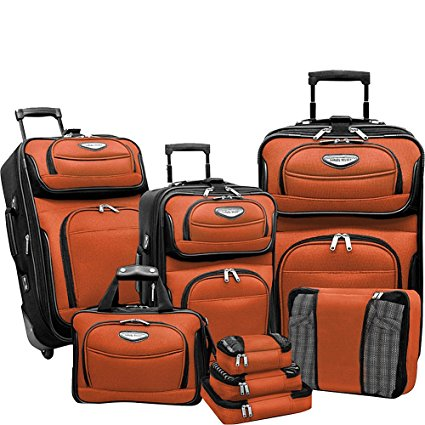 traveler's choice amsterdam 8-piece set