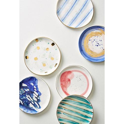 anthropologie plates
