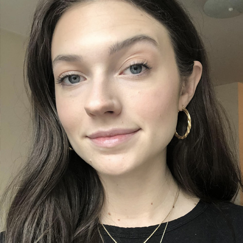 i used glossier s boy brow haloscope duo i m glowing see the