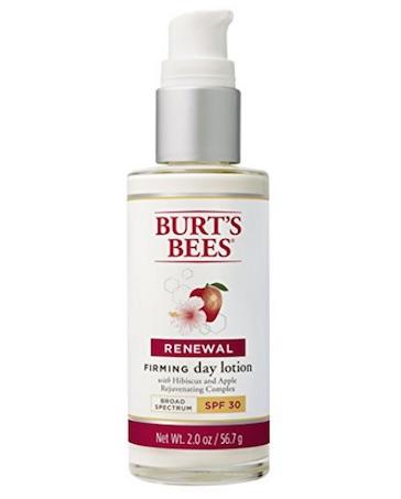 burts bees renewal moisturizer