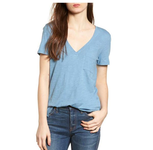 nordstrom comfy tshirt