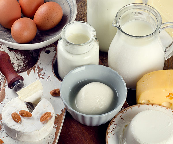 food mistake causes acne