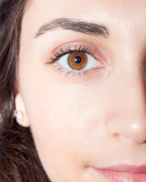 d004907f49f PHOTOS: I Tried The New Glossier Lash Slick Mascara & My Eyelashes ...