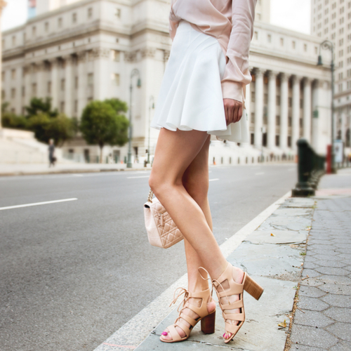 4 Heel Trends Everyone Will Be Wearing This Summer (& They're Not Wedges!)