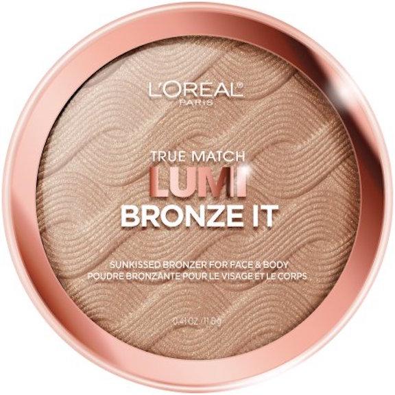 loreal paris bronzer