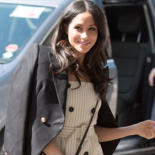Meghan Markle's Royal Wedding Day Makeup Will Include Her