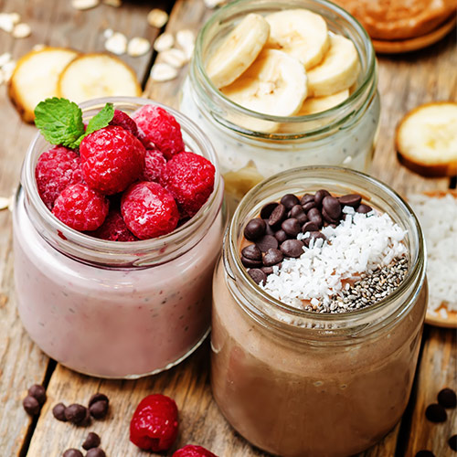 4 On-The-Go Breakfast Recipes You Should Make This Week For Weight Loss