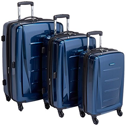 samsonite winfield hard side luggage set