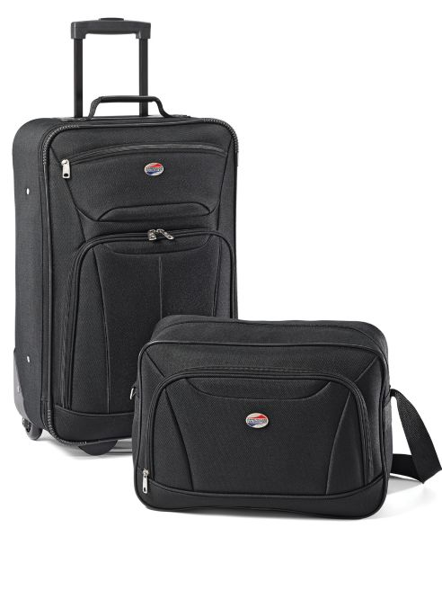 american tourister fieldbrook II 2 piece luggage set