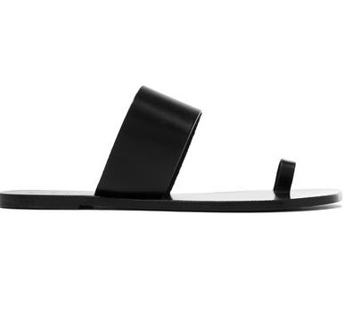 toe loop sandals