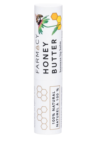 farmacy honey butter lip balm