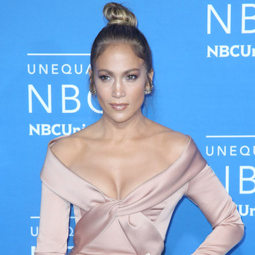 Jennifer Lopez Swears By This Super Flattering Lipstick--& You Can Get It At The Drugstore!