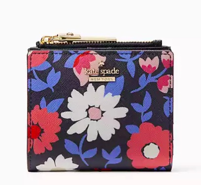 kate spade adalyn wallet daisy on sale