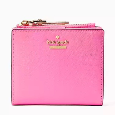 kate spade adalyn wallet pink on sale