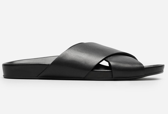7234bd0e5572 Everlane s Sold Out Form Sandals Are Back In Stock! Shop The Perfect ...