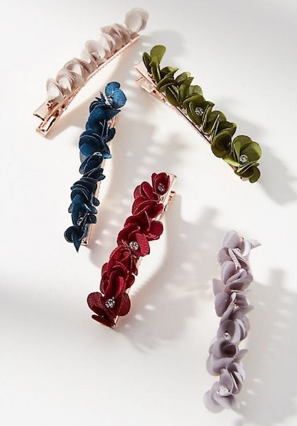 anthropologie barrettes