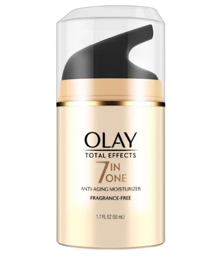 okay total effects moisturizer