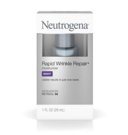 neutrogena retinol night cream