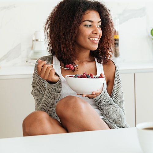 The One Breakfast Food You Should Never Have Because It Clogs Your Pores