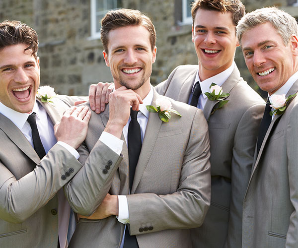 6 Things Grooms Always FORGET To Do Before The Wedding
